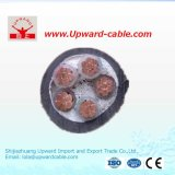 Unter 10kv Isolierungs-elektrischer Strom-Kabel der Niederspannungs-XLPE