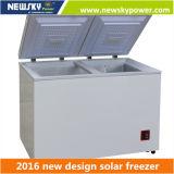 congelador solar del congelador de 315L 362L 408L 212L 277L de la congeladora solar solar del refrigerador