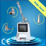 Máquina de aperto de pele com laser RF fracionável de CO2 portátil (HP07)
