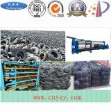 蒸留機械をリサイクルする使用されたタイヤ