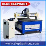 Macchinario di taglio del plasma di CNC di formato personalizzato Ele1325, buona qualità