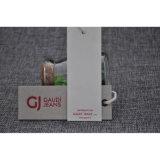 Umweltfreundliches Paper Swing Tag für Garment Accessories