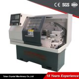 전기 포탑 중국 금속 CNC 선반 Ck6132A