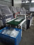 قعر [سلينغ] بلاستيكيّة [ت-شيرت] حق [فلت بغ] يجعل آلة يعبّئ