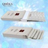 De Natuurlijke Parel die van Qbeka Masker witten die het Bevochtigende Masker van het Gezicht van de Zijde witten