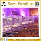 結婚式のイベントのための販売の卸売の金属のナポレオンの熱い椅子