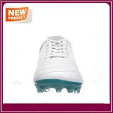 Новый дизайн моды белый цвет футбол обувь