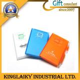Papier coloré promotionnel Note adhésive avec logo pour cadeau (NB-011)