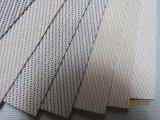 PVC que reveste a tela bege Rolls das cortinas de rolo do pára-sol do escurecimento da tela das cortinas de rolo da proteção solar para cortinas verticais