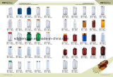 حارّ عمليّة بيع [150مل] محبوب حمراء بلاستيكيّة زجاجة لأنّ حيمين [ك] يعبّئ