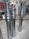 Capacidade de carga elevada Cilindro hidráulico de curso longo multi-estágio