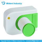 緑の低い放射携帯用歯科X光線装置