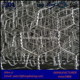 Ячеистая сеть Китая/клетка Gabion гальванизированные фабрикой шестиугольные
