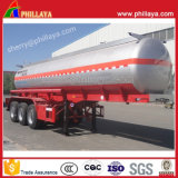 Tanker-Sattelschlepper des Kraftstoff-3axles für flüssigen Transport