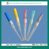 Het Type Dipsoable IV van pen Cannula Catheter/IV