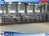 ISO9001は電流を通した構造スチール(FLM-HT-013)のための溶接されたTのビームに