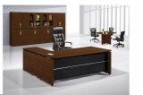 2016 neue Stärken-preiswerter Bürovorsteher-Tisch der Walnuss-36mm