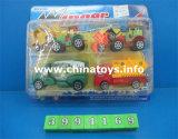 Véhicule en plastique de construction de roue de sensation de jouet de vente chaude (3994173)
