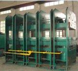 コンベヤーベルトのゴム製シートの加硫機械