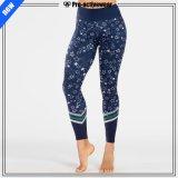 Pantaloni su ordinazione inferiori di yoga di Subliamtion delle donne dei vestiti di ginnastica