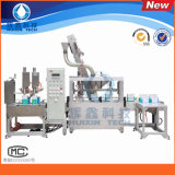 Capping를 가진 최상 Automatic Glue Filling Machine