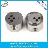 Hohe Präzision kundenspezifische CNC-Prägealuminiumteile für elektrisches Gerät
