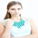 Новая смолаа конструкции отбортовывает ожерелье Jewellery способа