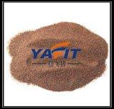 Buena calidad natural todo el mineral de la arena del granate de las clases