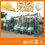 Preço chinês da maquinaria da fábrica de moagem do trigo, máquina de trituração pequena do trigo