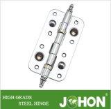 Bisagra de puerta del sujetador del hardware de seguridad (accesorios del hardware del acero o del hierro de 150X82m m)