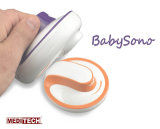 Cuore fetale portatile e certo Doppler di Babysono dal gruppo di Meditech