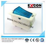 Excon Ss22 Interruptor del Balancín del Barco Interruptor Encendido / Apagado