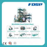 Skjz 4800 granulado de pienso animal, Planta de procesamiento de alimentación animal