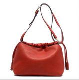 2015 heiße verkaufenbolzen-lederne Form-Handtaschen (ZM115)