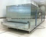 Food Freezing Machine Blast Freezer Tunnel Freezer for Clouded