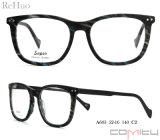 Optische Frame van uitstekende kwaliteit Eyewear van de Acetaat van Ce het Vrouwelijke