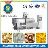Machine à fabriquer des aliments à base de maïs extrudé soufflé gonflé
