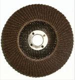 a/Oのジルコニアの陶磁器の布が付いているステンレス鋼のための標準折り返しディスク