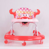 U-Form-Baby-Wanderer mit Plastikrädern für Verkauf