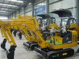 Hot Sale Carter mini-excavateur 1,8 tonne