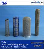 Edelstahl gesponnener 304 Maschendraht-Filter