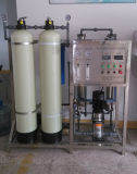Pianta di filtro dall'acqua del sistema del RO per il trattamento delle acque (KYRO-500)