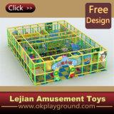SGS Aire de jeux pour enfants moderne Soft Terrain de jeux intérieur (ST1415-8)