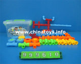 Brinquedo educacional do presente do enigma plástico do bloco de apartamentos (999612)