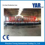 Linea di produzione dell'ammortizzatore di sede dell'unità di elaborazione di alta qualità