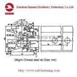 Norma chinesa Yb222-63 24kg de comboio de Aço