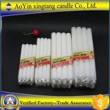 27g candela bianca 1.5cm*18cm, con la candela di Buning 4hours
