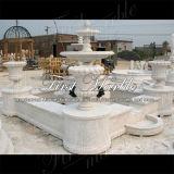 Fontaine antique de calcium pour décoration intérieure Mf-1007