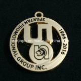 Изготовленный на заказ медали/медальоны круглой формы 3D