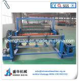 Machine à mailles métalliques à sertir hydraulique, machine à sertir semi-automatique